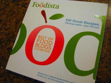 Foodista Best of Food Blogs Cookbook featuring The Baking Beauties