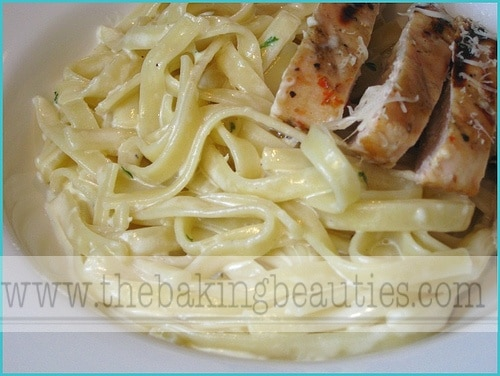 how to make alfredo sauce without cream cheese