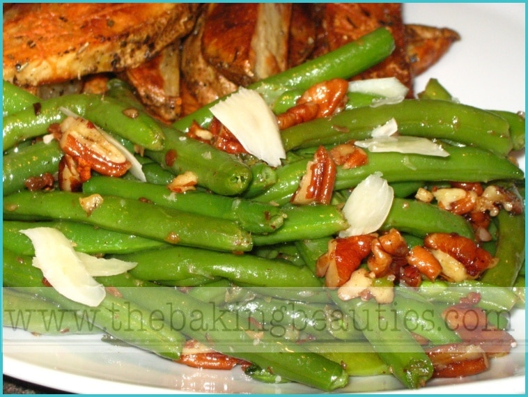 Green Beans to Impress
