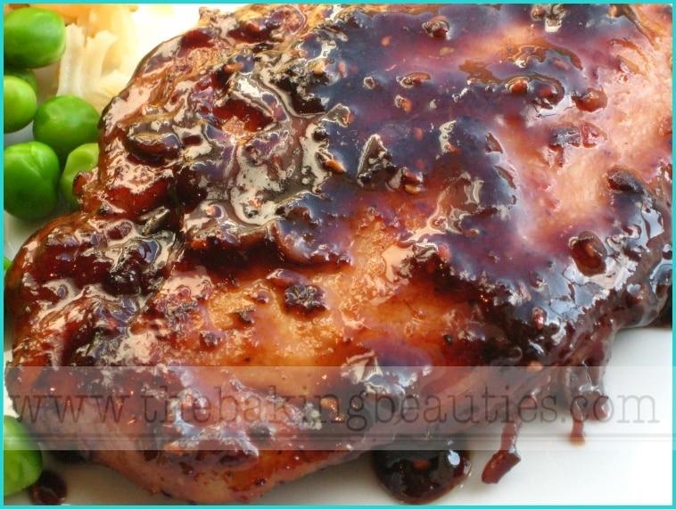 Raspberry Balsamic Chicken