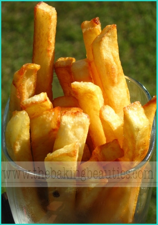 Deep Fried Home-Fries