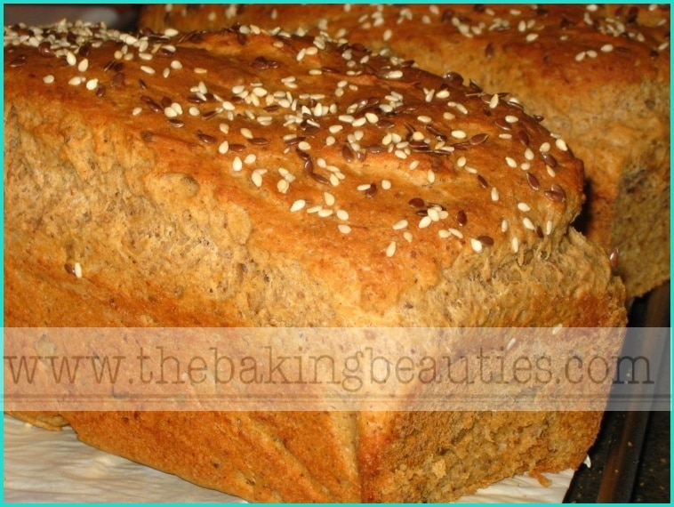 Gluten-Free Whole Grain Sandwich Bread - Faithfully Gluten Free