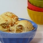 Caramel Macadamia Nut Ice Cream
