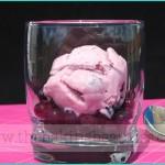 Saskatoon Cheesecake Ice Cream