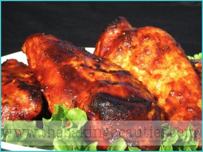 The Best Barbecue Chicken Recipe — Dishmaps