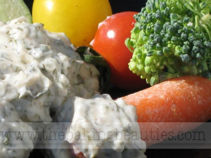 Easy and Delicious Homemade Dill Dip