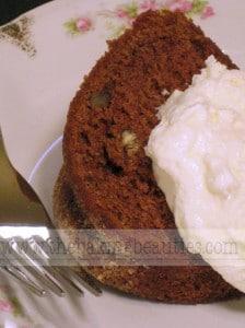 Gluten-free Pumpkin Bundt Cake