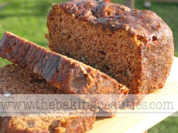 Gluten-Free Zucchini Bread - The Baking Beauties