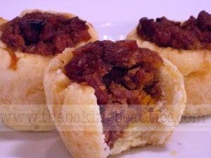 Gluten-free Pumpkin Pecan Pie Tarts