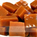 The Daring Bakers get a Sugar Rush (Vanilla Bean Caramels)