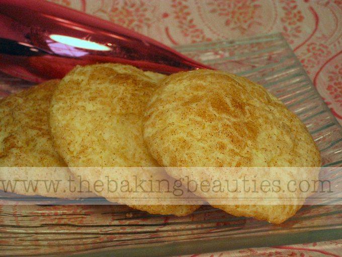 Gluten-free Snickerdoodles | the Baking Beauties