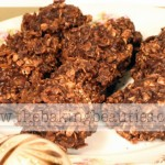 No-Bake Chocolate Oatmeal Cookies (Gluten-Free too!)