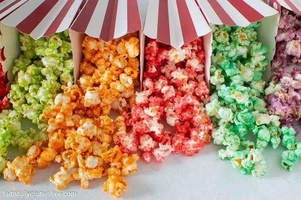 Easy Cand Jello Popcorn Faithfully
