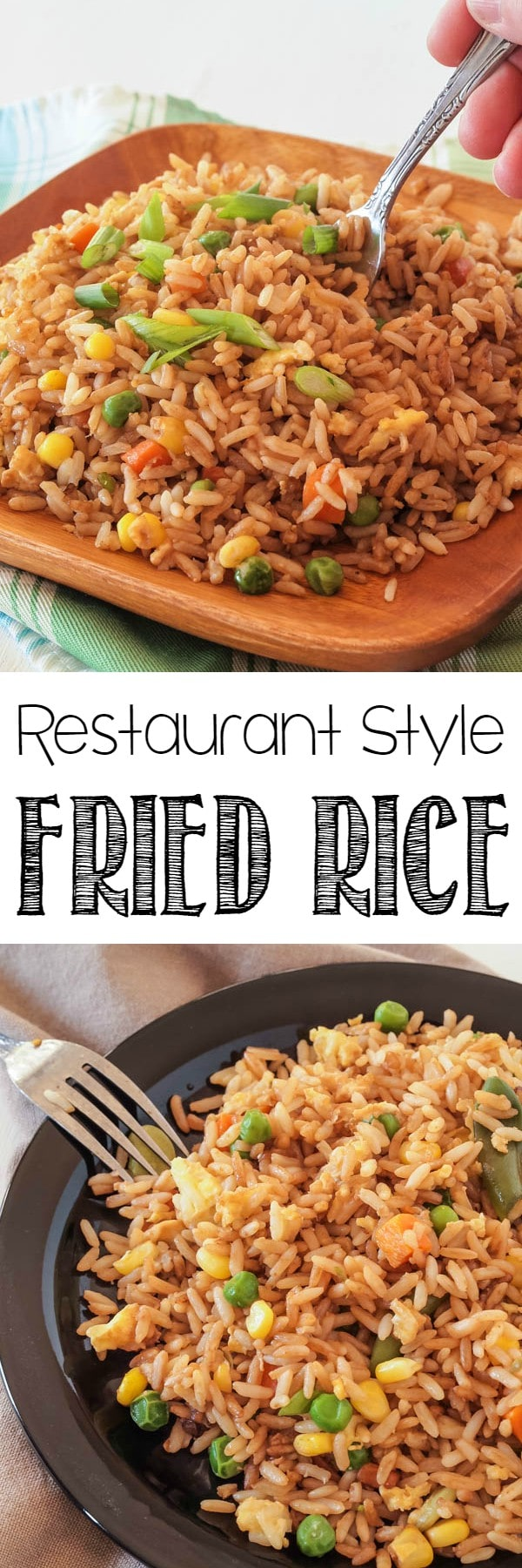 No Chinese meal is complete without this Restaurant Style Fried Rice. Serve it alongside our Gluten Free Chicken Balls to fill your craving for take-out