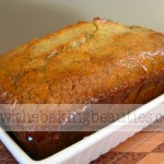 Gluten-Free Lemon Poppy Seed Loaf