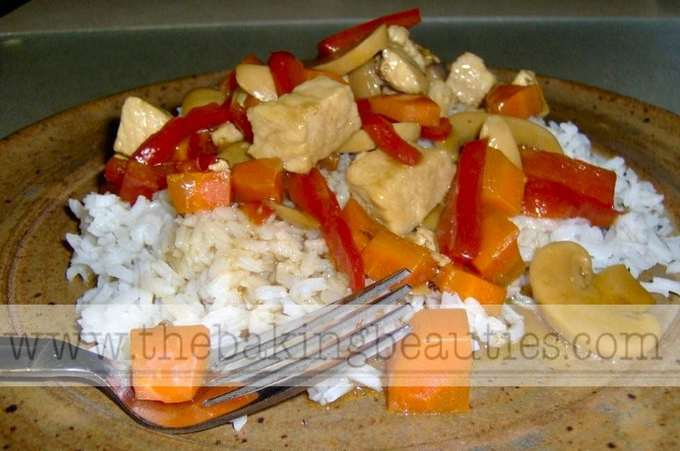 Sweet and Sour Pork (gluten-free) | The Baking Beauties