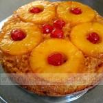 Gluten-Free Pineapple Upside-Down Cake