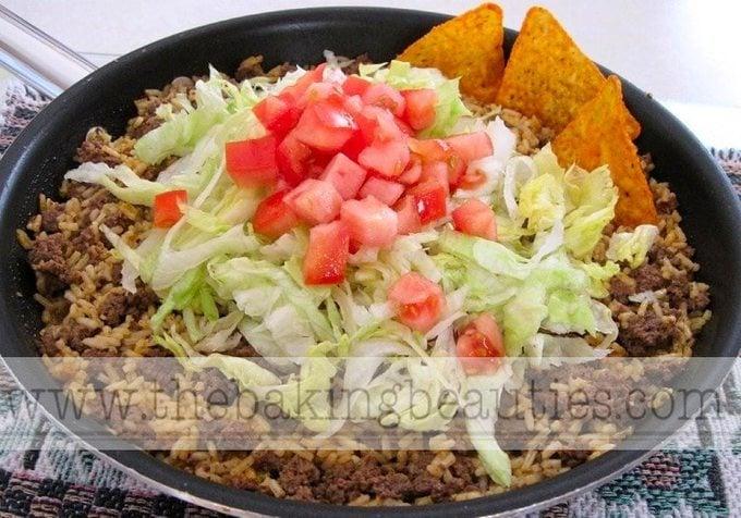 Tex Mex Taco Dinner