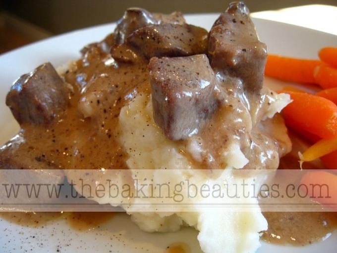 Sweeper Steak (gluten-free) | The Baking Beauties