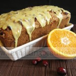 Gluten Free Cranberry Orange Loaf