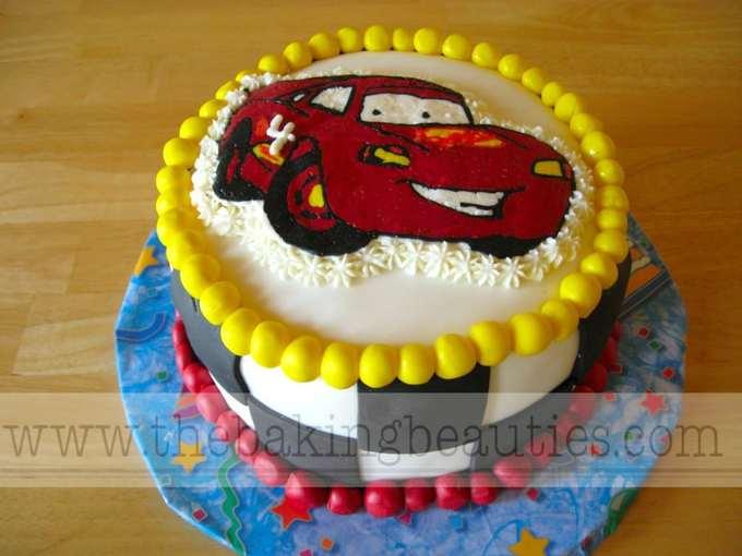 Fondant Cake Meaning