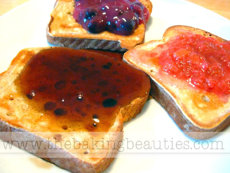 Udi's Bread = Fantastic Fluffy French Toast