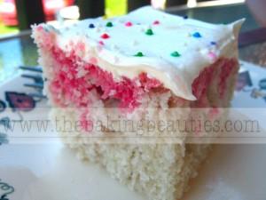 Gluten-free Retro Jello Cake