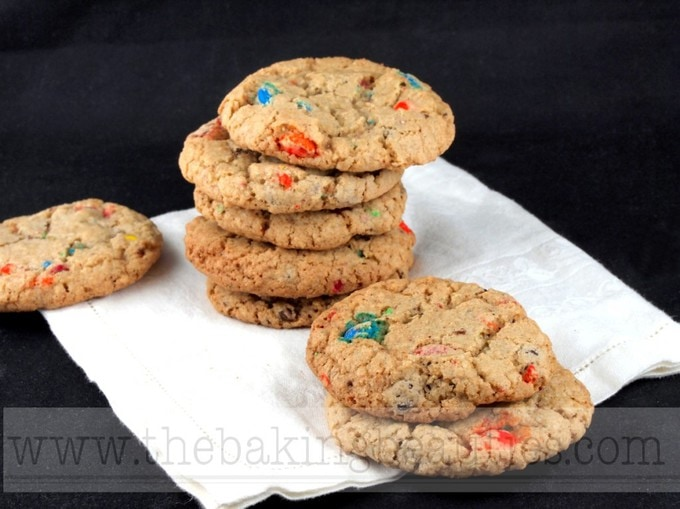 Gluten-free Oatmeal Chocolate Chip Cookies | The Baking Beauties