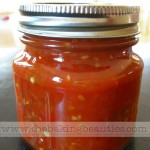 How to Can Your Own Homemade Salsa