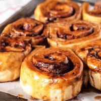 The Best Gluten Free Cinnamon Buns (Rolls)