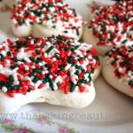 Gluten Free Cream Cookies
