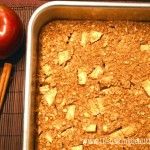 Gluten-Free Baked Apple Oatmeal