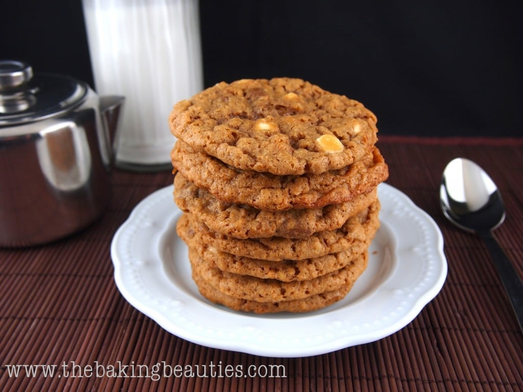 Gluten-free Cappuccino Cookies | The Baking Beauties