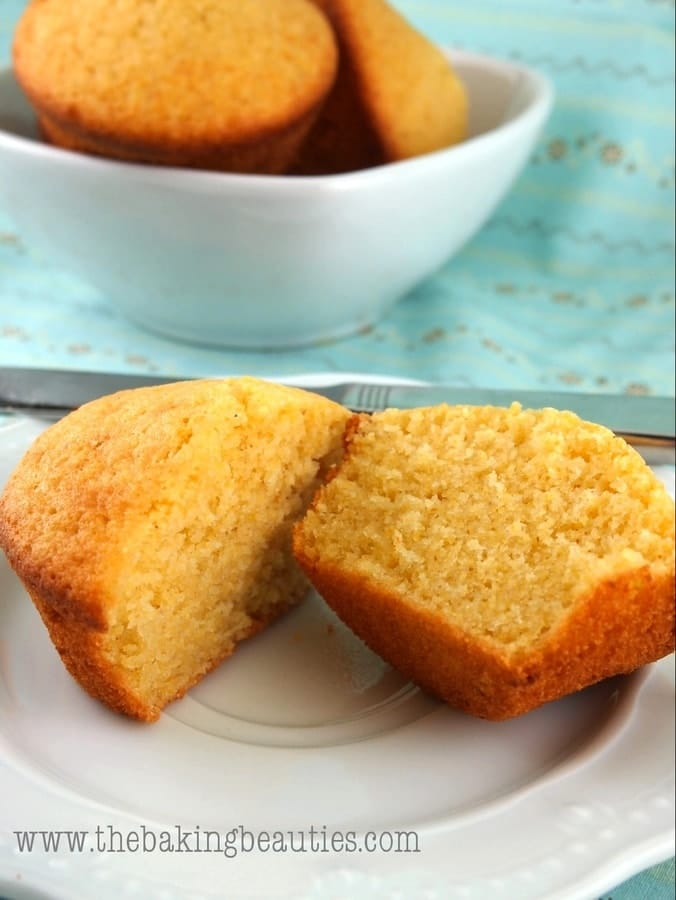 Gluten Free Cornbread Cake