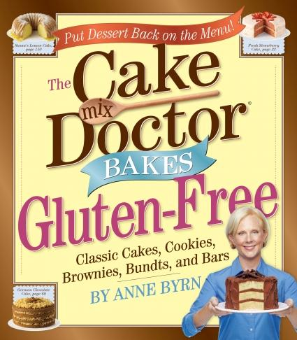 Review of The Cake Mix Doctor Bakes Gluten-Free by The Baking Beauties