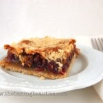 The Ultimate Gluten Free Cranberry Squares