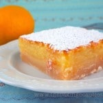 Gluten Free Lemon Bars (the Way Lemon Bars Should Be)