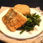Quick and Easy Salmon with Dill