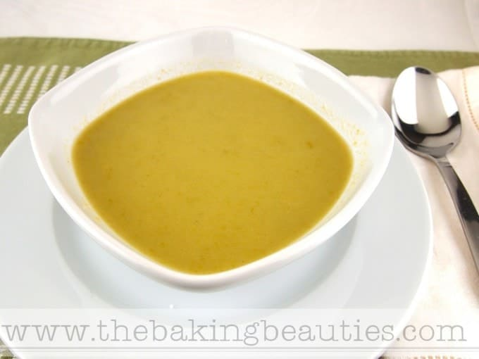 Delicious and Easy Asparagus Soup | The Baking Beauties