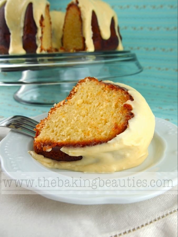 Gluten Free Citrus and Olive Oil Pound Cake