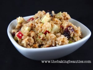 Waldorf-Inspired Quinoa Salad
