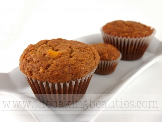 Gluten-free Mega Mango Muffins | The Baking Beauties