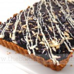 Gluten Free Blueberry Cream Cheese Tart