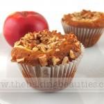Gluten-Free Creamy Caramel Apple Cupcakes