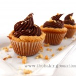 Gluten-Free Peanut Butter and Chocolate Truffle Cup-Cookies