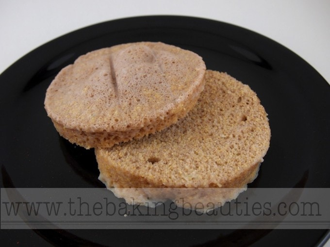 Gluten-free in 5 Minutes Review - Hamburger Bun