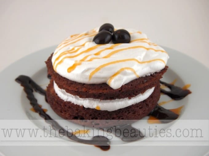 Gluten-free in 5 Minutes Review - Red Velvet Cake