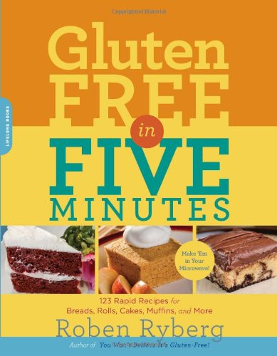 """Review of """"Gluten Free in Five Minutes"""" by Robin Ryberg"""