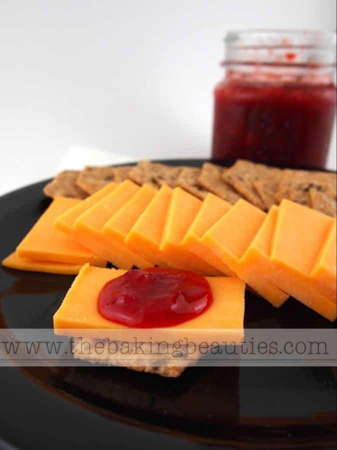 Strawberry, Balsamic Vinegar, and Black Pepper Jam | The Baking Beauties