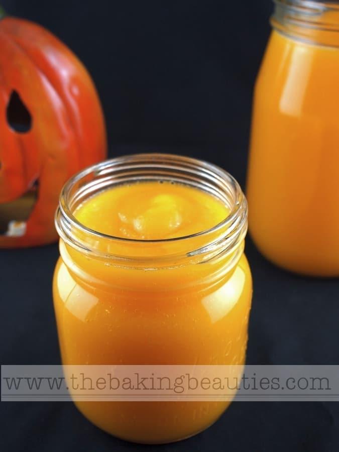 Easy to Make Pumpkin Puree